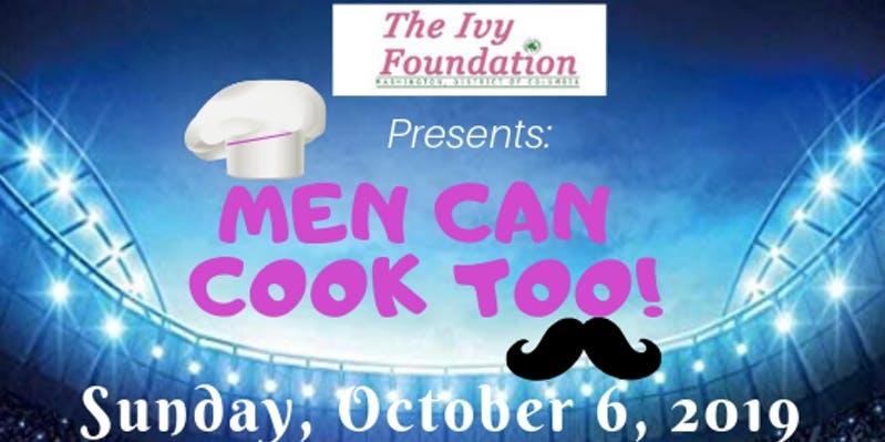 Men Can Cook Logo