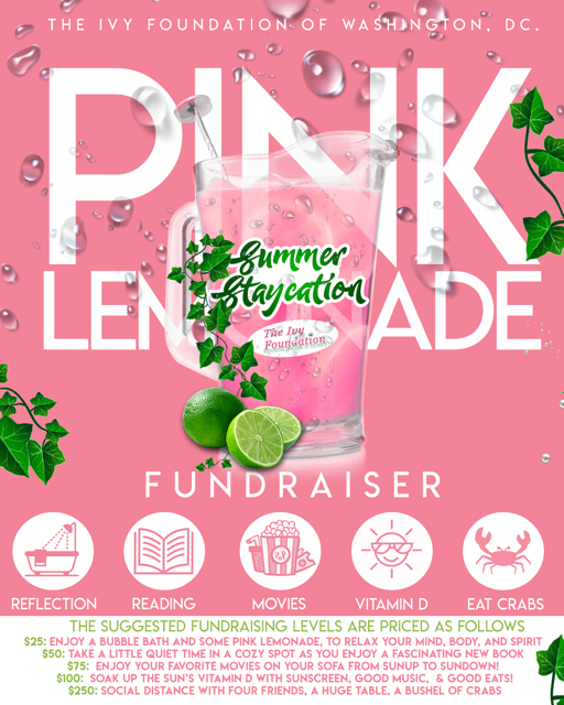 Pink Lemonate flyer